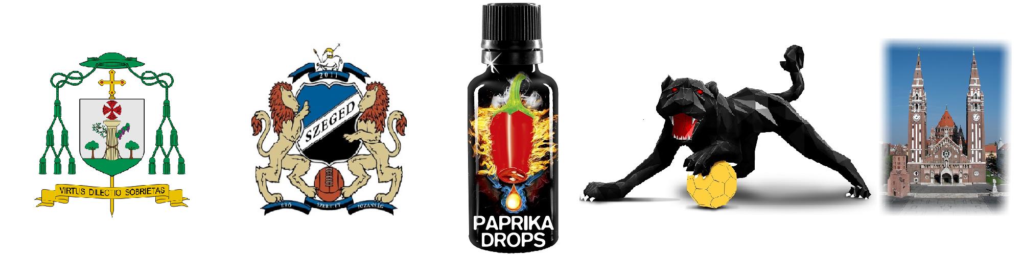 Paprika Drops